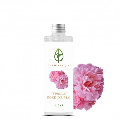 Hydrolat Rose de Mai KB COSMETIQUE