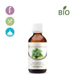 Huile essentielle de Menthe poivrée certifiée Bio