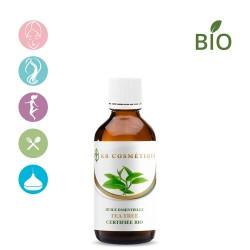 Huile essentielle de Tea tree certifiée Bio
