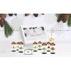 Box à personnaliser + 4 produits au choix spéciale hiver